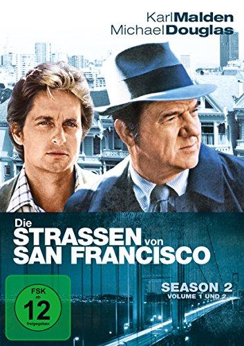 Die Straßen von San Francisco - Season 2