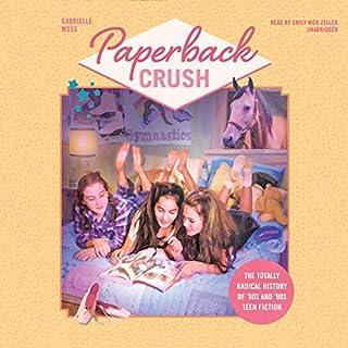 Paperback Crush audiobook cover art