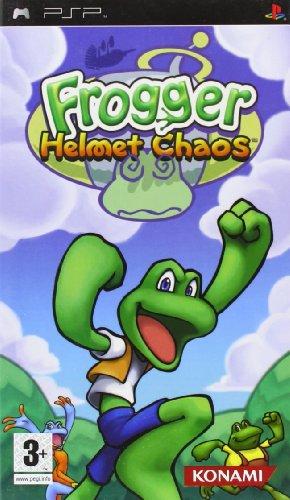 Frogger: Helmet Chaos [Importación italiana]