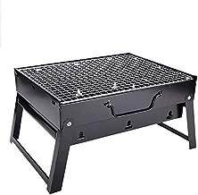 Dharmik_Enterprise Mini Charcoal Barbecue Metal Foldable Grill