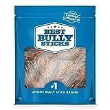 Best Bully Sticks Gourmet Turkey, Cranberry, and Blueberry Superfood Jerky Dog Treats (1lb. Bag) - All-Natural Dog Treats