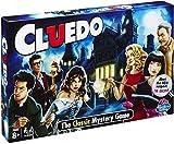 Cluedo, Le Jeu de mystère Classique - Éliminez Les Suspects et découvrez WHODUNIT, avec Quoi et O!