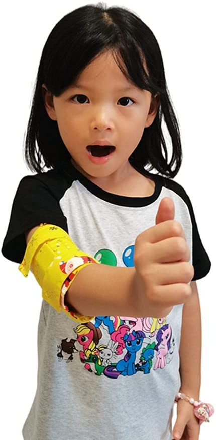 Thumb Sucking Stop for Kids (Age 1-7) Stop Finger Sucking Prevent Hand-to-FACE Habits Thumb Guard for Toddlers and Kids Thumb Sucking Glove