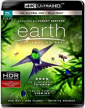 Earth: One Amazing Day (BD/UHD Combo) [Blu-ray]