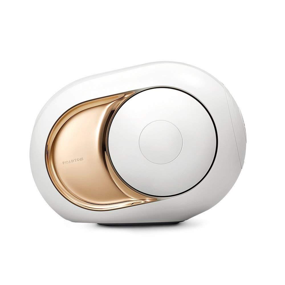 Amazon Com Devialet Gold Phantom High End Wireless Speaker 4500 Watts 108 Db Home Audio Theater