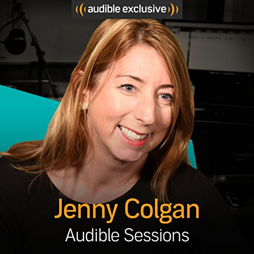 Jenny Colgan audiobook cover art