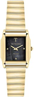 Trussardi Women's T-GEOMETRIC Watch Yellow