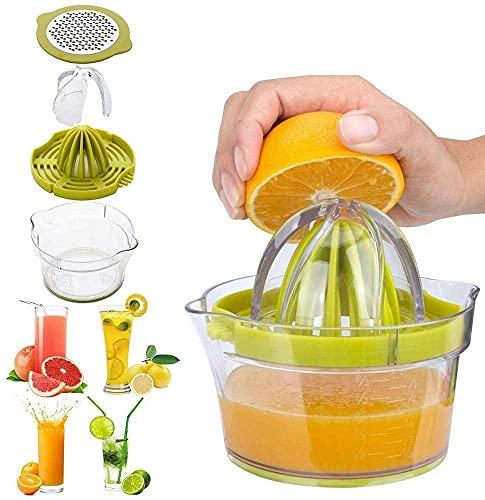 Weiying Küchengeschirr Glas Hand Entsafter Zitrus Orange Quetscher Handpresse Extractor Lemon-Küche-Werkzeug Manuelle Entsafter