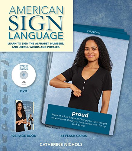 Compare Textbook Prices for American Sign Language Pap/Unbnd Edition ISBN 9781684122875 by Nichols, Catherine,Bowell, David