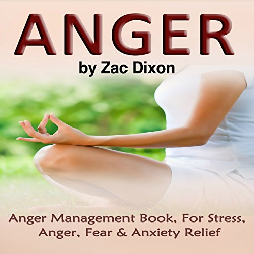 Anger, 2nd Edition audiobook cover art