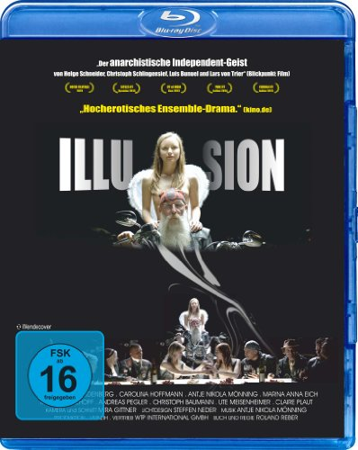 Illusion [Blu-ray]