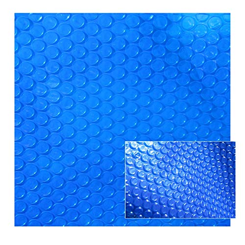 Blue Wave NS420 12-mil Solar Blanket, 16' W x 32' L x 0.5' H