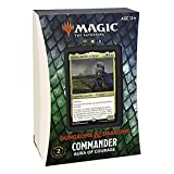 Magic: The Gathering Adventures in The Forgotten Realms Commander Deck – Aura of Courage