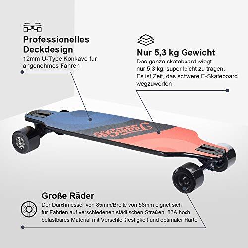 Elektro Skateboard Teamgee H8 mit Fernbedienung kaufen  Bild 1*