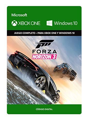 Forza Horizon 3: Standard | Xbox One/Windows 10 PC - Código de descarga