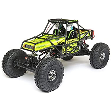 Losi 1/10 Night Crawler SE 4WD RC Rock Crawler Brushed RTR with 2.4GHz FHSS Tx/Rx & LED Lights (Battery & Charger Not…