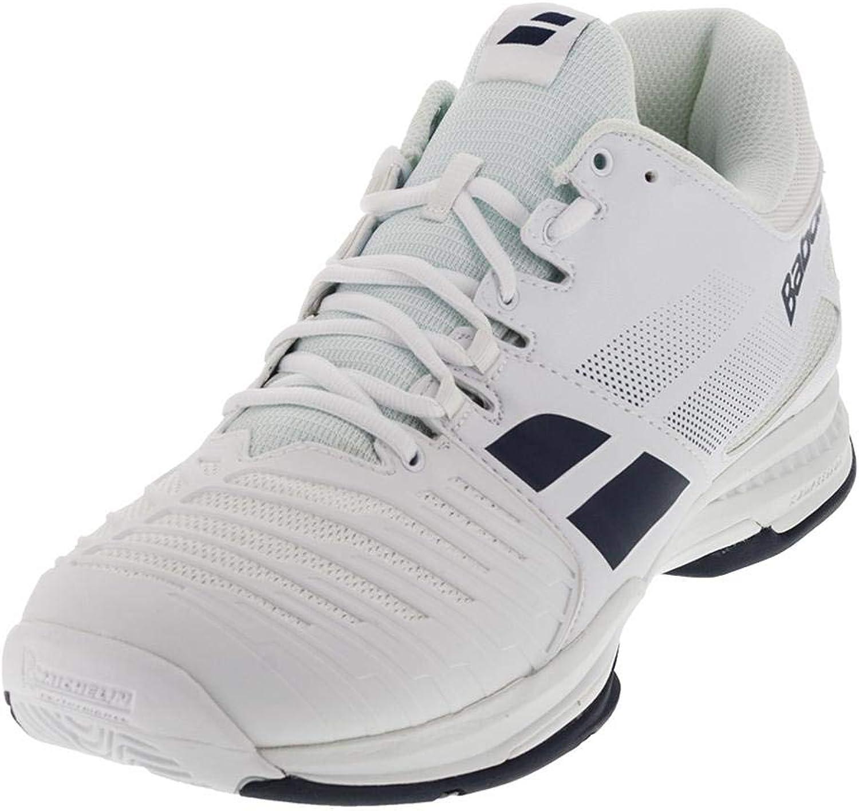 Babolat SFX All Court Men's Tennis shoes,White bluee