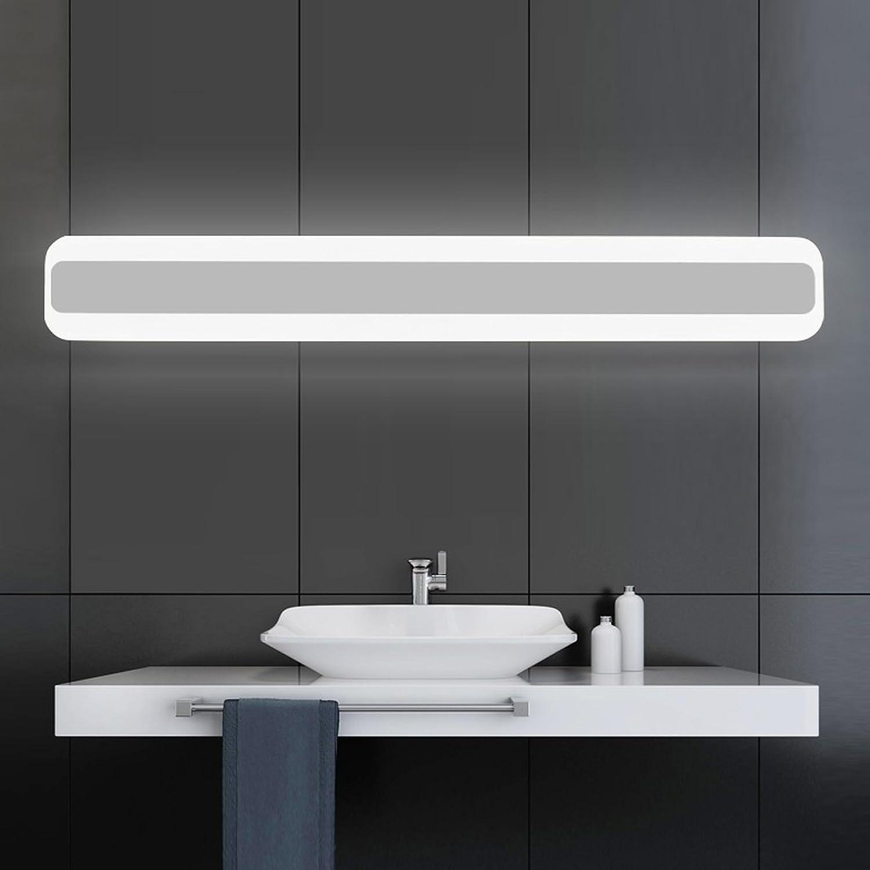 Anti-fog-LED-Spiegel vorne Licht Badezimmerspiegel moderne LED-Wand Leuchte Make-up-Leuchten (Gre  40 cm (15.7 in))