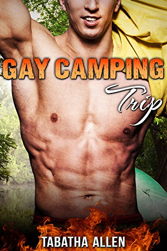 Gay Camping Trip (Gay Straight mm Erotica) (Jock and Nerd Book 1) (English Edition)