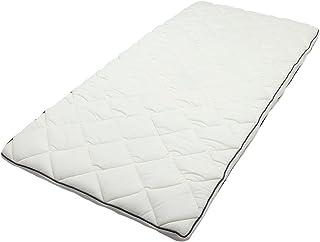アイリスオーヤマ エアリー 敷布団 厚さ7cm 高反発 リバーシブル 通気性 高耐久性 抗菌防臭 洗える シングル ホワイト SAR-S