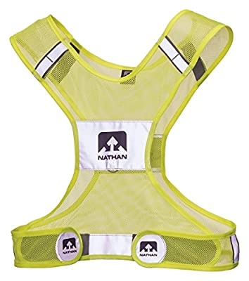 Nathan Streak Reflective Vest, Small/Medium
