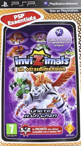 Invizimals: Shadow Zone - Essential