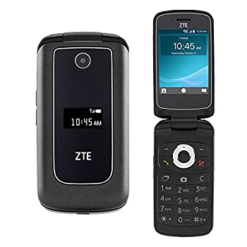 ZTE Cymbal Z-320 Flip Phone UNLOCKED  T-Mobile