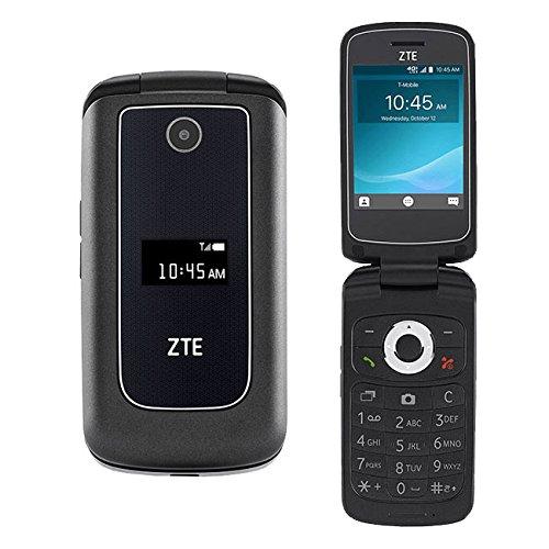 ZTE Cymbal Z-320 Flip Phone UNLOCKED (T-Mobile)
