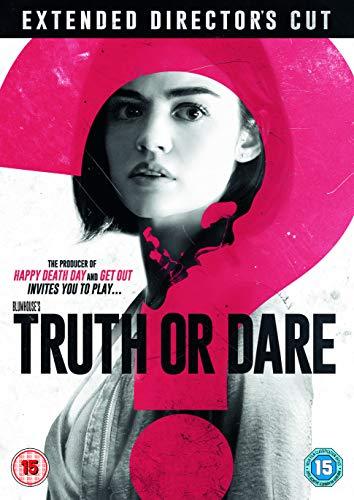 Truth or Dare [DVD] [2018]