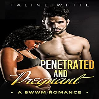 Penetrated and Pregnant audiobook cover art