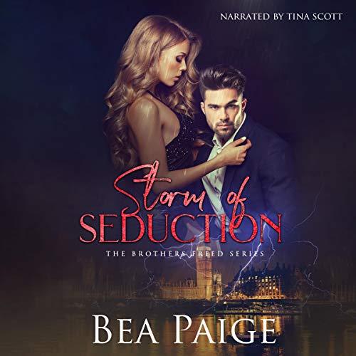 Storm of Seduction audiobook cover art