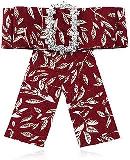 Broche Mujer 's Camisa Collar Moda Marea Salvaje Vestido Accesorios 13 * 14.5cm