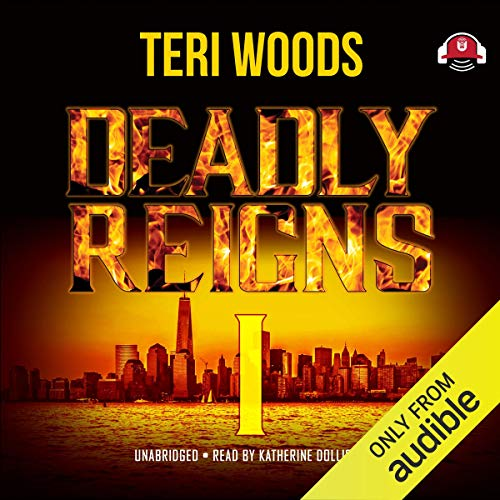 Deadly Reigns I audiobook cover art