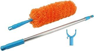 wu-brush Plumero Duster con antistatischen Microfibra contra Polvo, también quitapolvos extralargo para tableros de Mesa y Radiador, Especialmente Softer atrapapolvo para Todas Las Superficies