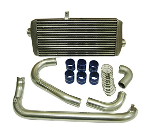Autobahn88 Front-Mount Intercooler Complete FMIC Kit, fits for Audi A4 B5 1.8T