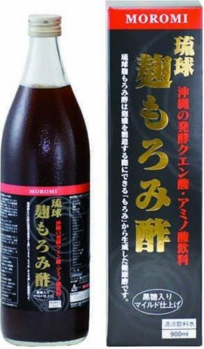 琉球麹もろみ酢 900ml 瓶