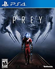 In Prey, you awaken aboard Talos I, a space station orbiting the moon in the year 2032 You are the key subject of an experiment meant to alter humanity forever - but things have gone terribly wrong The space station has been overrun by hostile aliens...