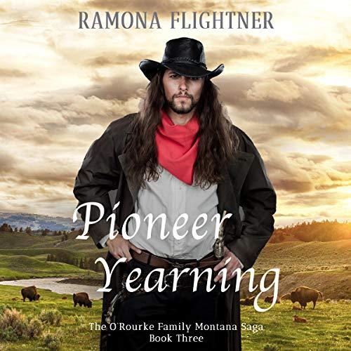 Pioneer Yearning Audiobook By Ramona Flightner cover art