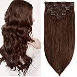 Best Sexybaby Human Hair Extensions - Clip in Hair Extensions Human Hair 20inch Double Review