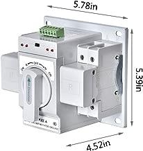 Giraffe-X 110V 2P 63A MCB type Dual Power Automatic transfer switch ATS