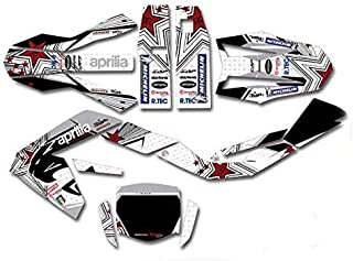 Suchergebnis Auf Für Aprilia Aufkleber Magnete Zubehör Auto Motorrad