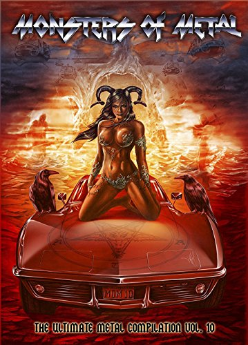 Monsters Of Metal - Volume 10 [Blu-ray]