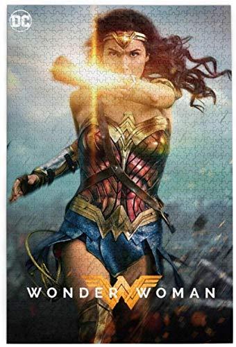 Puzzle Wonder Woman  marca HBDHB