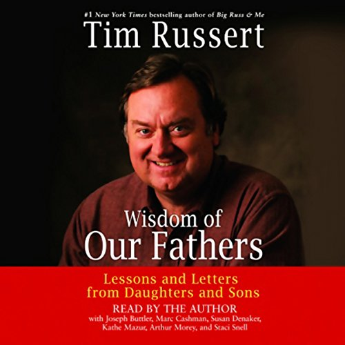 Wisdom of Our Fathers audiobook cover art