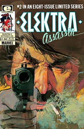 Elektra: Assassin (1986-1987) #2 (of 8) (English Edition)