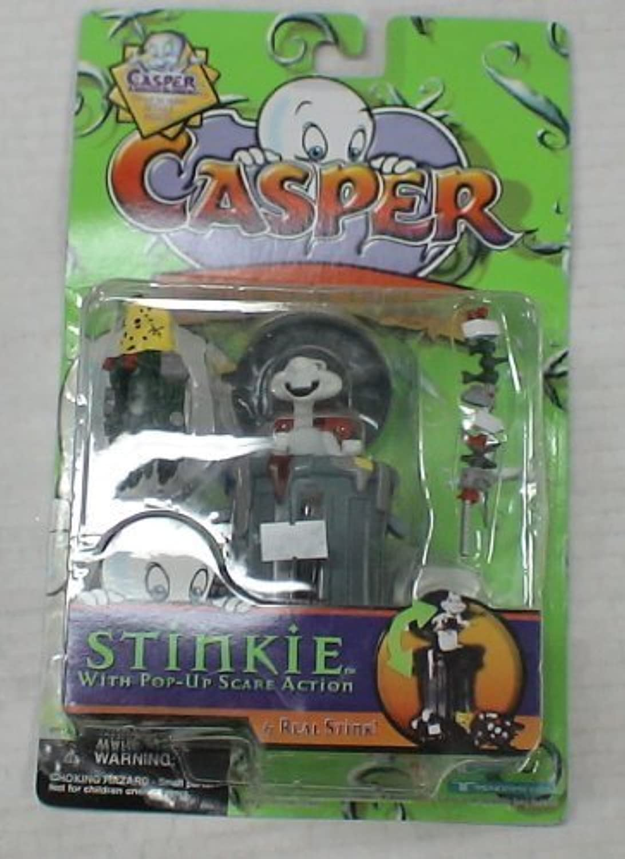calidad auténtica Casper the Friendly Ghost Stinkie Stinkie Stinkie Figura by Casper  mejor opcion