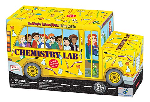 The Young Scientists Club Magic School Bus