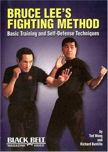 Bruce Lee's Fighting Method: Basic Defense Techn Training Outstanding Self specialty shop