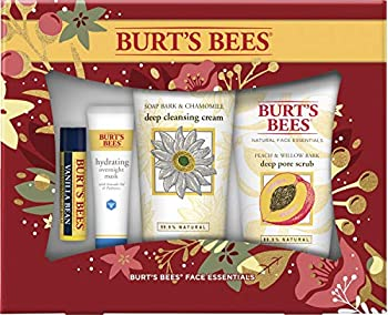 Burts Bees Face Care Essentials Gift Set