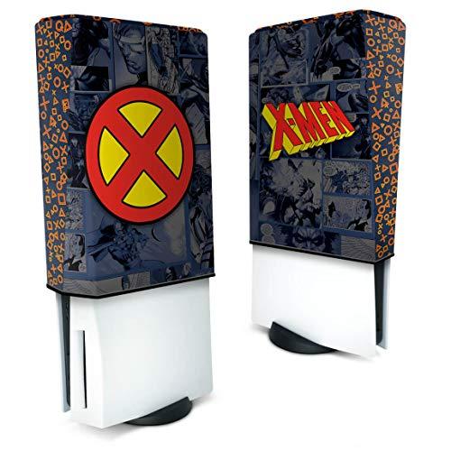 Capa Anti Poeira PS5 Vertical - X-Men Comics